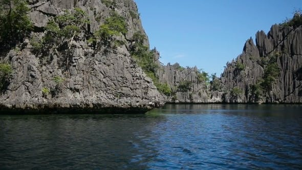 Thumbnail for Wonderful Lagoon In Palawan, Philippines.