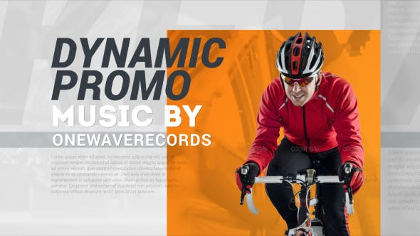 Cover Image for Dynamic Promo Opener