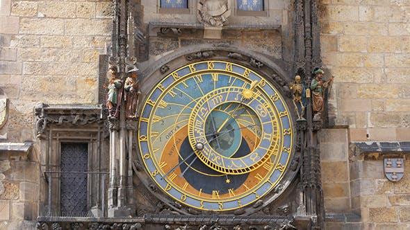 Thumbnail for View of Astronomical Clock, Prague, Czech Republic