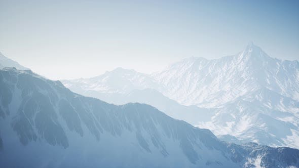 Thumbnail for Alps Mountains From the Air