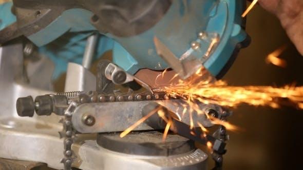 Thumbnail for Sharpening Chain Saws Have