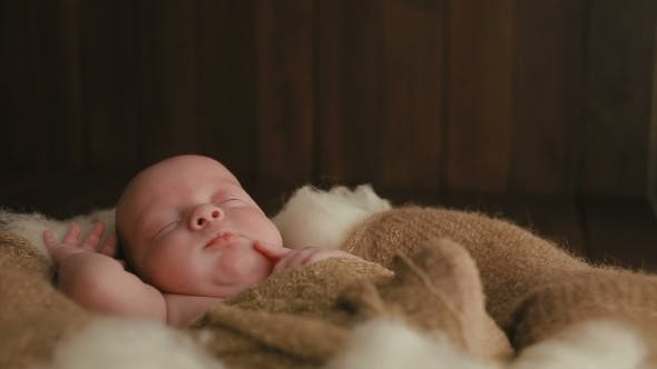 Thumbnail for Little Newborn Baby Boy
