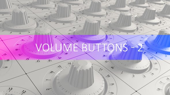 Thumbnail for Volume Buttons Ver 2