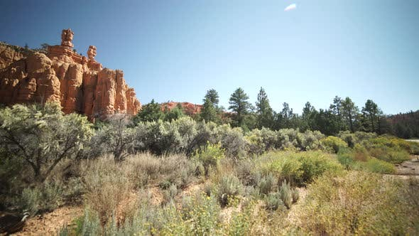 Thumbnail for Left Pan Of Bryce Canyon National Park