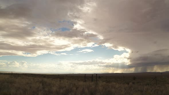 Thumbnail for Storm Cloud Timelapse In The American Southwest 1