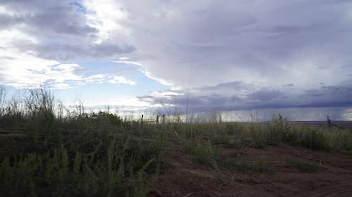 Storm Cloud Timelapse In The American Southwest 5