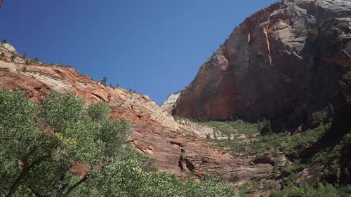 Pan In Zion National Park