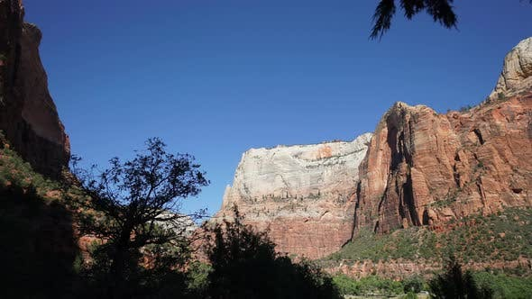Thumbnail for Pan Of Zion National Park 8