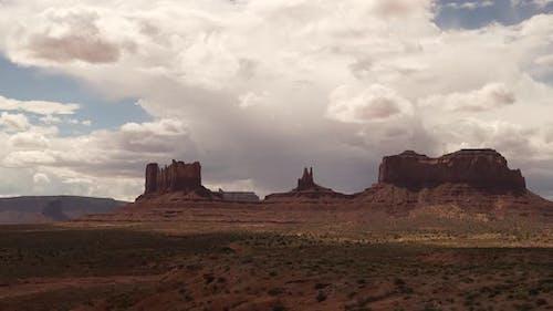 Timelapse In Monument National Park 3