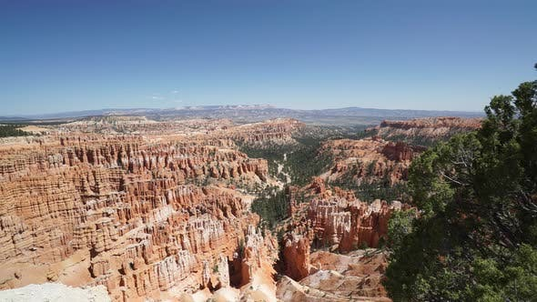 Thumbnail for Crane Shot In Or Near Bryce Canyon National Park 7