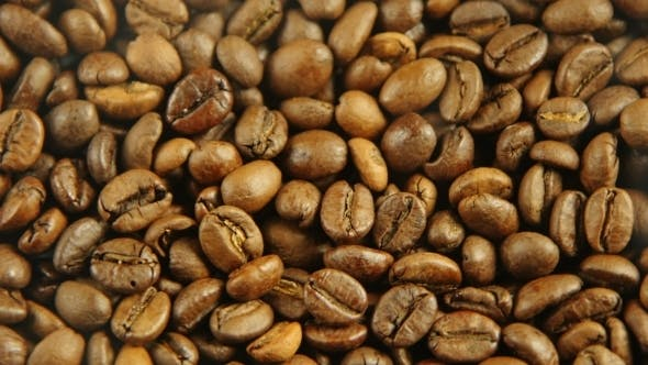 Thumbnail for Many Of Roasted Coffee Beans