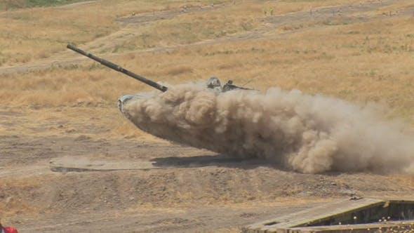 Thumbnail for Tank Jump Kick