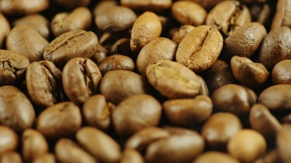 Thumbnail for Background Of Coffee Beans