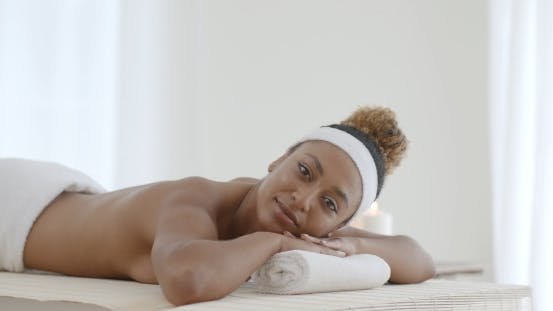 Thumbnail for Woman On Massage Table
