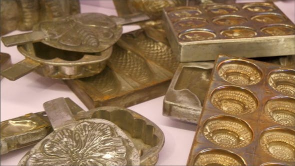 Thumbnail for Gold Coins and Gold Objects on the Table