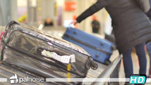 Luggage Claim Airport