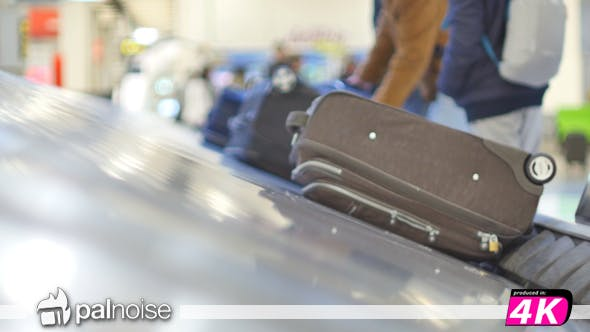 Thumbnail for Baggage Belt Airport