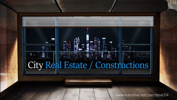 Thumbnail for City Real Estate | Constructions Logo