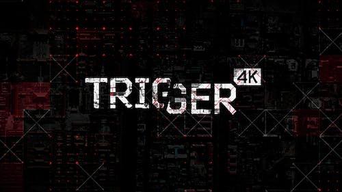 Trigger - Pack d'éléments HUD