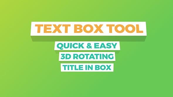 Thumbnail for Outil Zone de texte