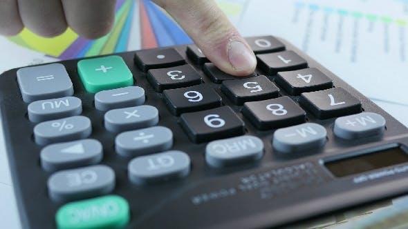 Thumbnail for Man Calculating