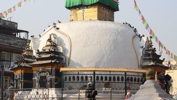 Thumbnail for Stupa In Thamel, Kathmandu