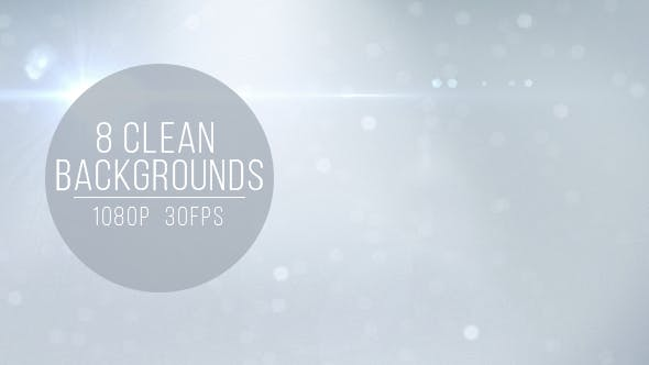Thumbnail for 8 Clean Backgrounds