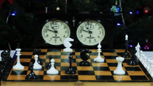 Cover Image for Chess Game Checkmate