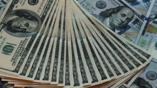 Thumbnail for Rotating Hundred-Dollar Bills 3