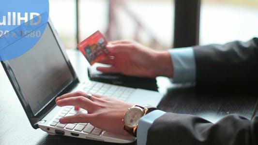 Thumbnail for Online-Zahlung per Kreditkarte und Bitcoin
