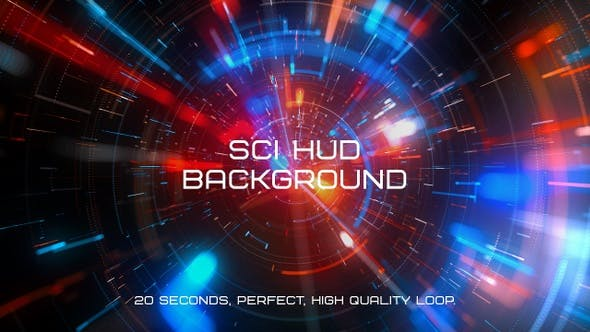 Cover Image for Sci Hud Background