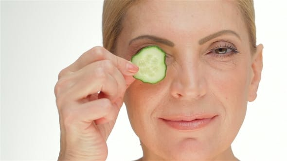Thumbnail for The Concept Cucumber Facial Mask