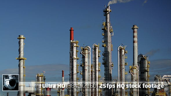 Thumbnail for Oil Refinery 01