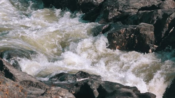 Thumbnail for Waterfall In The Lava Fields