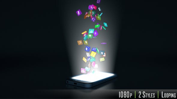 Cover Image for Smartphone Apps Streaming
