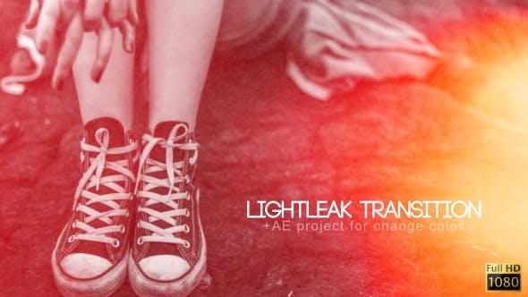 Light Leak Transition
