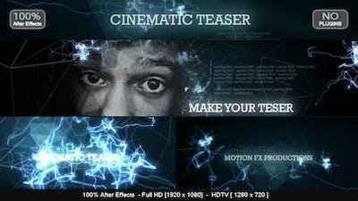 Cinematic Teaser