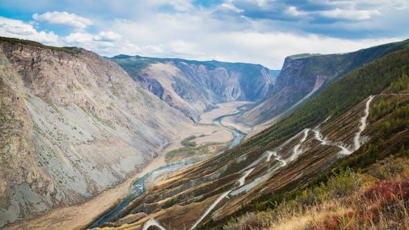 Thumbnail for Mountains of the Altai Republic 201