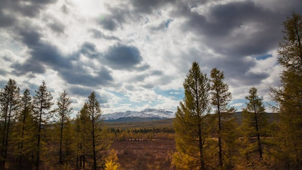 Thumbnail for Mountains of the Altai Republic 203