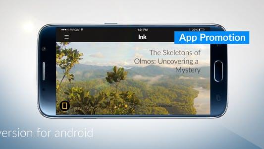 Cover Image for Promoción de Aplicación Android
