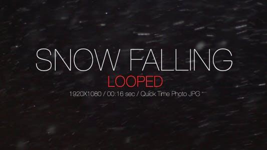 Thumbnail for Snow Falling 4