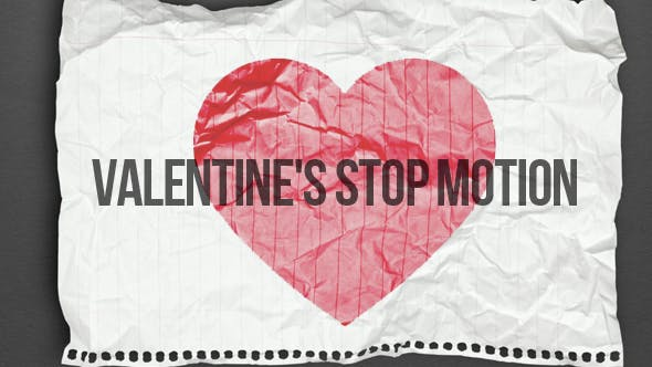 Thumbnail for Valentine's Stop Motion