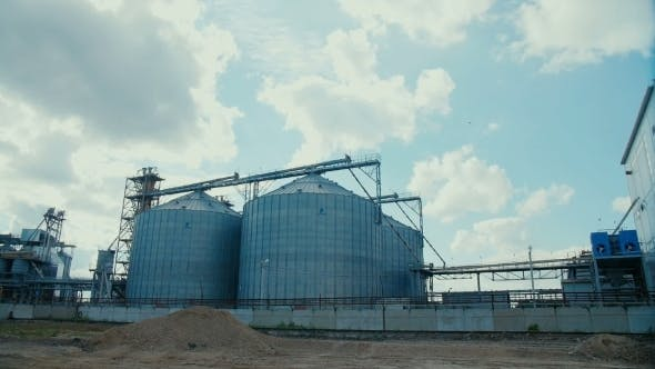 Thumbnail for Fuel Storage Tanks In Industry