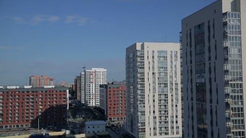Mehrere Apartmentgebäude