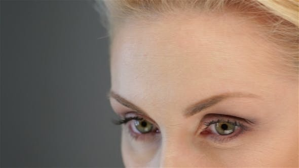 Thumbnail for Of An Attractive Blonde Eye