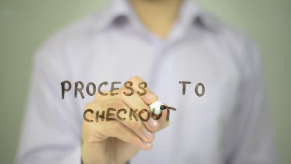 Process to Checkout