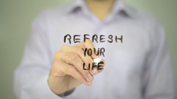 Thumbnail for Refresh Your Life