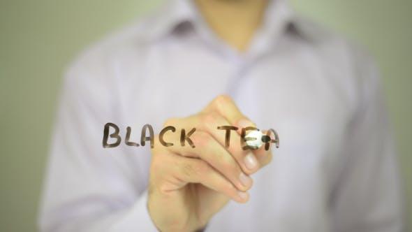 Thumbnail for Schwarzer Tee