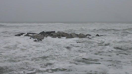 Thumbnail for Heavy Snowfall and Heavy Seas
