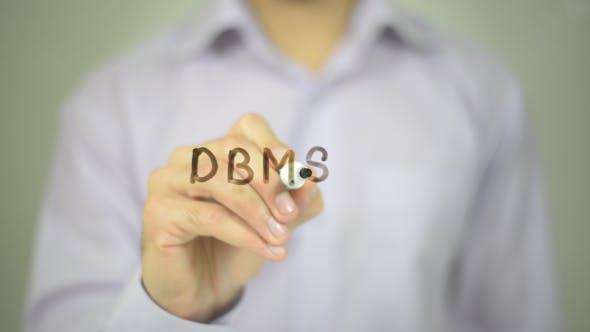 Thumbnail for DBMS, Datenbankmanagementsystem